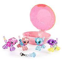 Игровой набор Twisty Petz - Babies 4-Pack Kitties and Puppies Collectible Bracelet Set (Твисти Петс), 4+