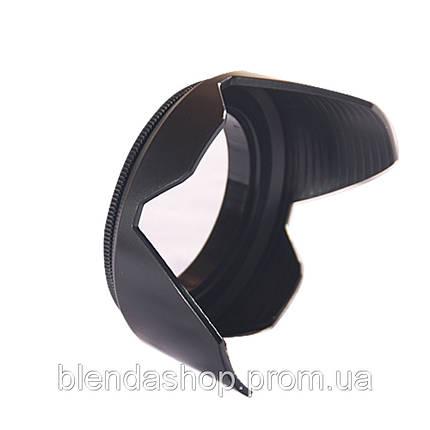 Лепестковая бленда 55 мм - универсальная, фото 2
