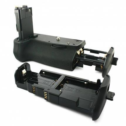 Бустер BG-E13 (аналог) батарейный блок для Canon 6D, фото 2