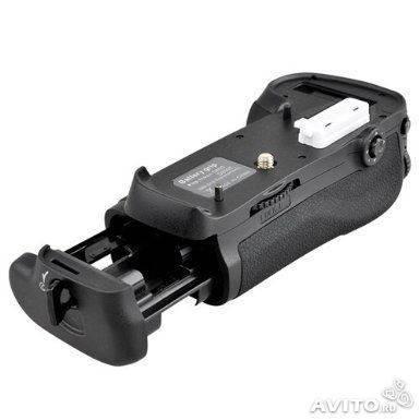 Бустер MB-D12 (аналог) батарейный блок для Nikon D800, D800E, фото 2