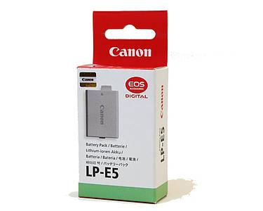 Аккумулятор LP-E5 для фотоаппаратов CANON 450D, 500D, 1000D, 2000D