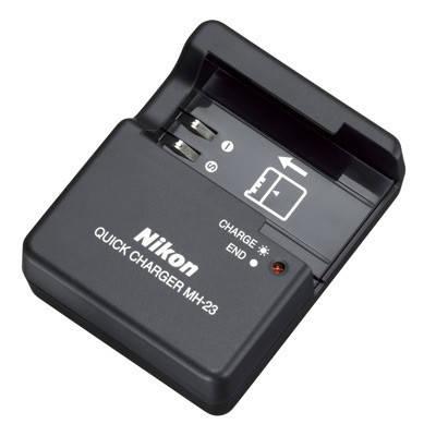 Зарядное MH-23 для камер NIKON D3X, D40, D40X, D60, D3000, D5000 (батарея EN-EL9/EN-EL9A), фото 2