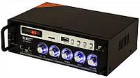 Усилитель Звука UKC SN-838 BT + Bluetooth + Караоке