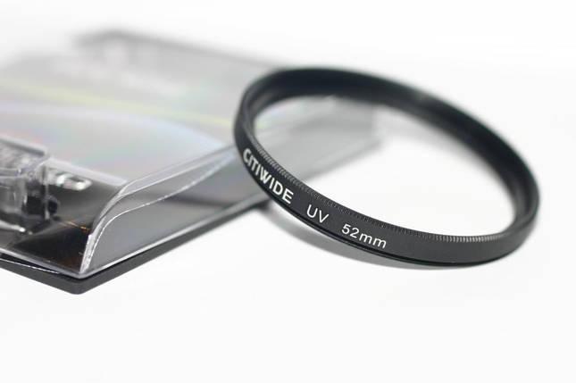 Ультрафиолетовый защитный UV cветофильтр CITIWIDE 52 мм, фото 2