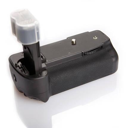 Бустер BG-E2 (аналог) батарейный блок для Canon 20D, 30D, 40D, 50D, фото 2