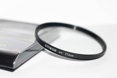 Ультрафиолетовый защитный cветофильтр CITIWIDE UV 77 мм