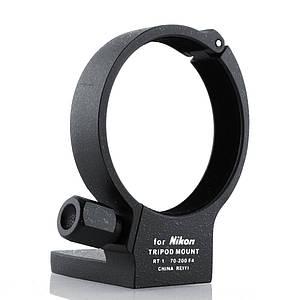 Штативное кольцо RT-1 для объектива Nikon AF-S 70-200 F4 G