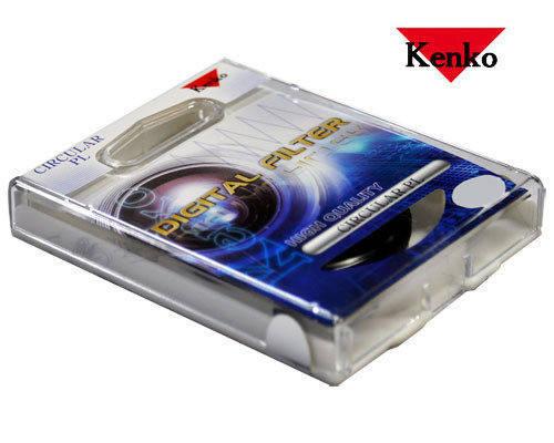Поляризационный cветофильтр KENKO CPL 77 мм, фото 2