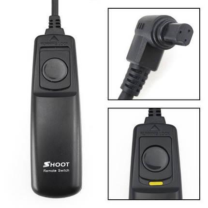 Пульт ДУ (тросик) RS-80N3 для фотоаппаратов CANON 5D, 5D Mark II, 5D Mark III, 7D, 6D, 10D, 20D, 30D, 40D,50D, фото 2