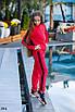 Костюм спорт для девочкилампас итал костюм 134,140,146,152, фото 6
