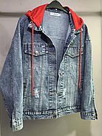 Женская куртка джинсовая новинка 2019
