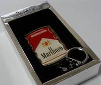 "Зажигалка подарочная ""Marlboro"" sp-4"