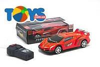 Машинка на радиоуправлении для мальчиков «Lamborghini» красная, SH091-218