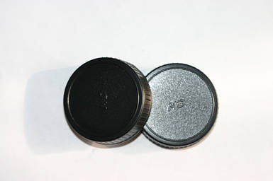 Крышка задняя для объективов SONY, Minolta, байонет MD