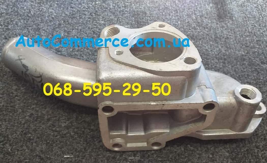 Корпус термостата нижний FAW 1031, FAW 1041 ФАВ (3.2)