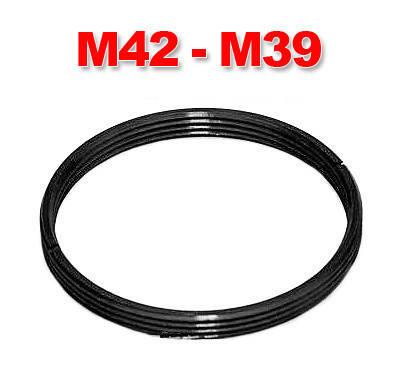 Переходное кольцо M42 на M39, фото 2