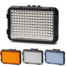 Накамерный свет XT-160 II (LED 160) - SHOOT