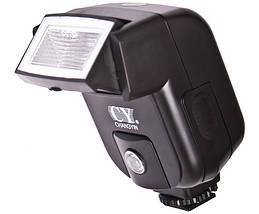 Компактная вспышка для фотоаппаратов CANON - YinYan CY-20, фото 2