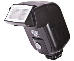 Компактная вспышка для фотоаппаратов OLYMPUS - YinYan CY-20, фото 2