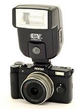 Компактная вспышка для фотоаппаратов PENTAX - YinYan CY-20, фото 3
