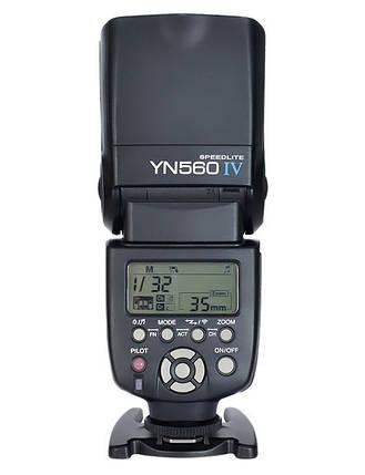 Вспышка для фотоаппаратов PANASONIC - YongNuo Speedlite YN-560 IV (YN560 IV), фото 2