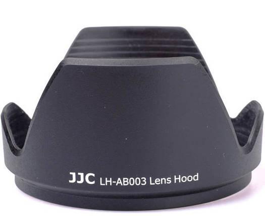 Бленда AB003 (LH-AB003 - JJC) для Tamron 17-50mm f/2.8 Di XR VC LD, 18-270mm f/3.5-6.3 Di II VC LD , фото 2