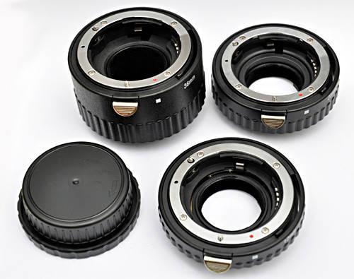 Макрокольца автофокусные для фотокамер NIKON Meike MK-N-AF-A Nikon AF, фото 2