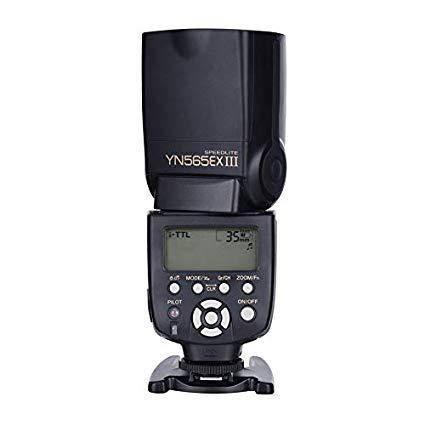 Вспышка для фотоаппаратов CANON - YongNuo Speedlite YN-565EX III (YN565EX III) с E-TTL, фото 2
