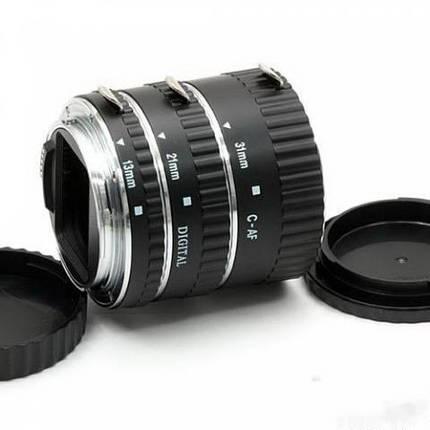 Макрокольца автофокусные для фотокамер CANON, фото 2