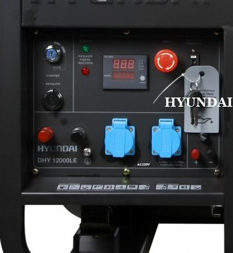 Hyundai DHY 12000LE