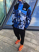 Куртка в стиле Supreme x TNF Mountain Jacket