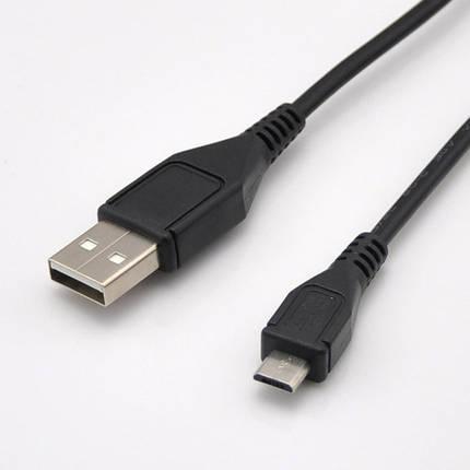 Зарядное устройство c micro USB LC-E5E (аналог) для CANON 500D, 450D, 1000D - (аккумулятор LP-E5), фото 2