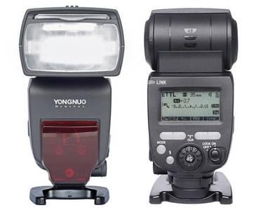 Вспышка для фотоаппаратов CANON - YongNuo Speedlite YN685 (YN-685) с E-TTL
