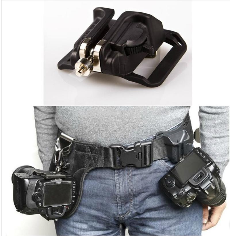 Кріплення камери до ременя - швидкознімне для фотокамер (код XT-368)