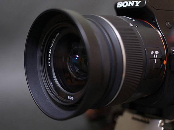 Бленда ALC-SH108 для объективов Sony DT 18-55 mm f/3.5-5.6, DT 18-70mm f/3.5-5.6, фото 2