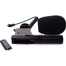 Cтерео микрофон накамерный Boya BY-VM01, фото 3