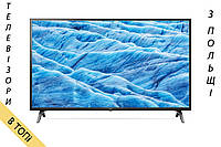Телевизор LG_49UM7100 Smart TV 4K/UHD 1600Hz T2 S2 из Польши 2019 год ОРИГИНАЛ