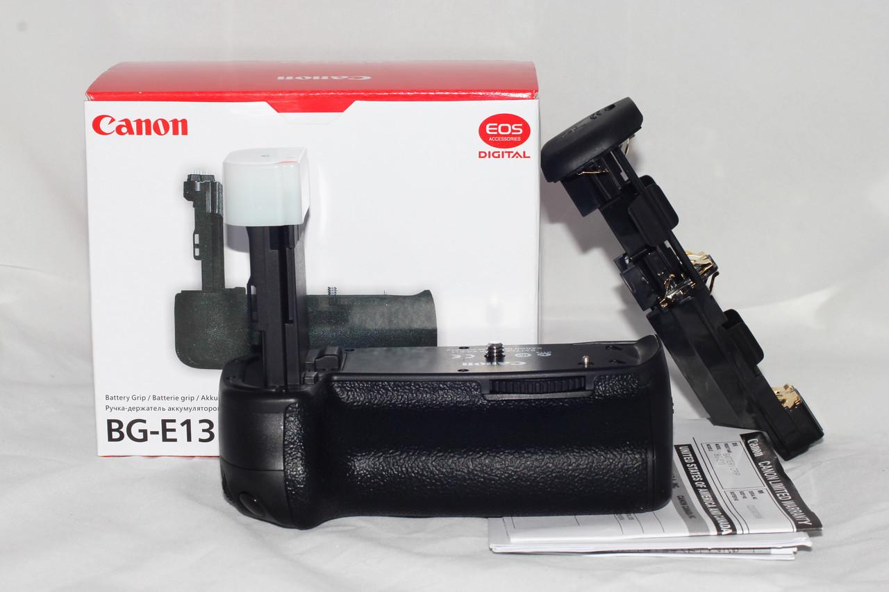 Бустер BG-E13 батарейный блок для Canon 6D
