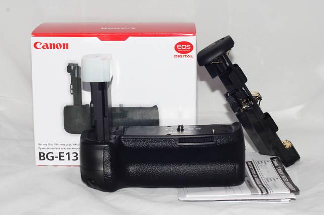 Бустер BG-E13 батарейный блок для Canon 6D, фото 2