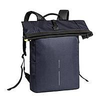 "Водонепроницаемый рюкзак антивор для ноутбука XD Design Bobby Urban Lite 15.6"" Синий"