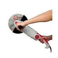 Шлифмашина угловая 2000Вт, 6500об/мин, диаметр круга 230мм, плавный пуск, поворотная рукоятка, фото 8