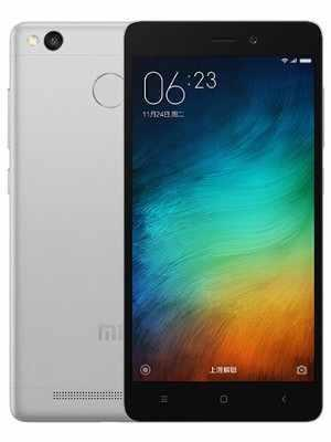 Xiaomi Redmi 3 Pro 3/32GB Gray Global Rom