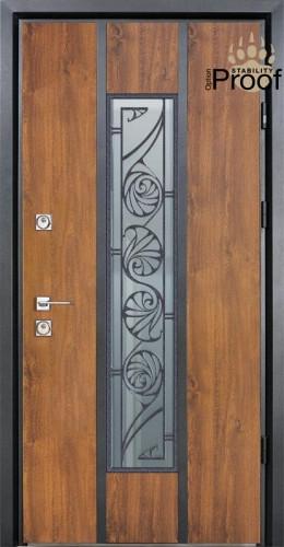 Входная дверь Страж,  Proof, Myshell