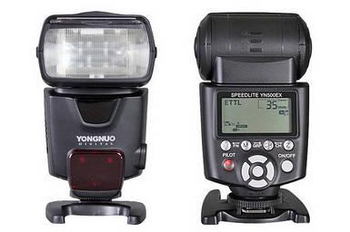Вспышка для фотоаппаратов CANON - YongNuo Speedlite YN500EX (YN-500EX)