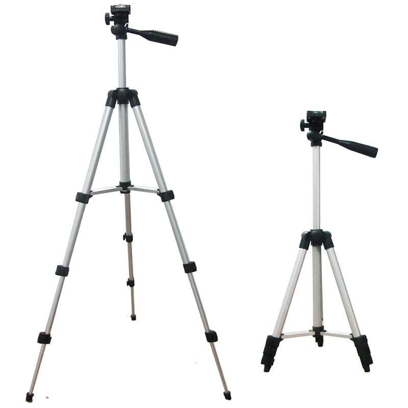 Штатив фирмы ENZE для фотоаппаратов и видеокамер - ET-3110 + головка