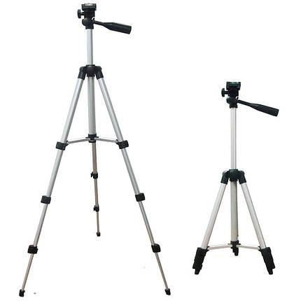Штатив фирмы ENZE для фотоаппаратов и видеокамер - ET-3110 + головка, фото 2