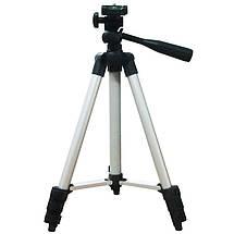 Штатив фирмы ENZE для фотоаппаратов и видеокамер - ET-3110 + головка, фото 3