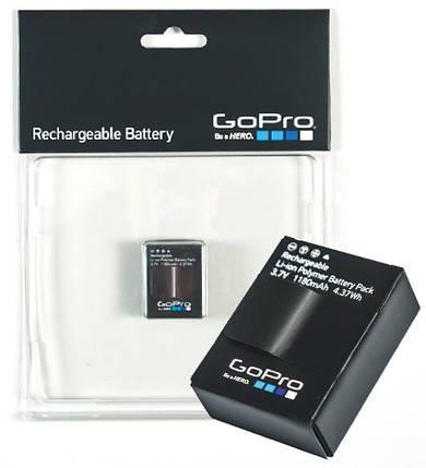 Аккумулятор AHDBT-302 для GoPro Hero 3, фото 2