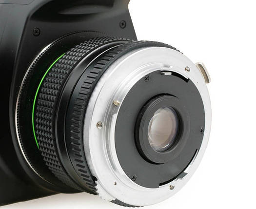 Реверсивное оборачивающее кольцо 55 мм - NIKON, фото 2
