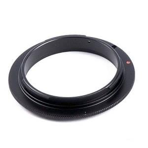 Реверсивное оборачивающее кольцо 55 мм - CANON EOS